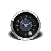 Relógio de Horas 52mm 12V VW – Bege