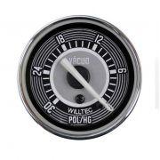 Vacuômetro 0-30 pol/Hg 52mm