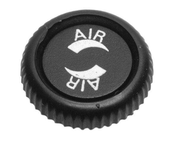 Botão AR (AIR) para painel fusca 74 / 75   - SSR Peças & Acessórios ltda ME.