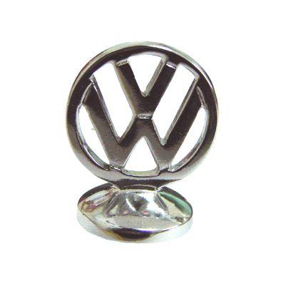 Brucutu FUSCA cromado c/ emblema VW (ENFEITE) não funciona como esguichador  - SSR Peças & Acessórios ltda ME.