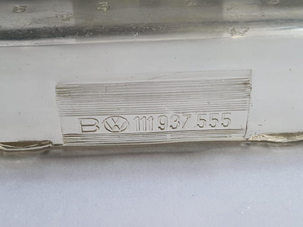 Caixa de 08 fusível FUSCA 68/75 ORIGINAL VW C/ TAMPA (nova estoque antigo) 111.937.555  - SSR Peças & Acessórios ltda ME.