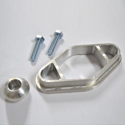 Cambio JET em alumínio  peça maciça usinada  - SSR Peças & Acessórios ltda ME.
