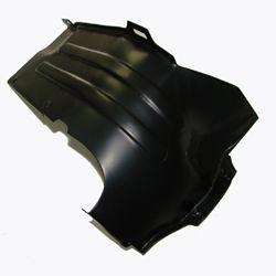 Chapa esquerda inf. motor FUSCA/BRAS/KOMBI  - SSR Peças & Acessórios ltda ME.