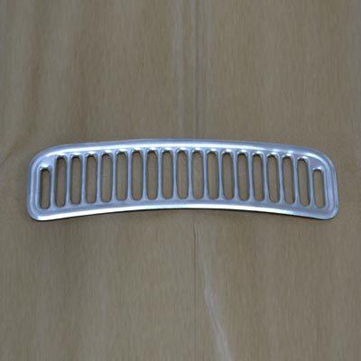 Decorador alumínio p/ capô dianteiro FUSCA 74 / 96  - SSR Peças & Acessórios ltda ME.