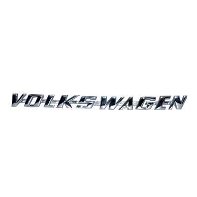 Emblema em metal MANUSCRITO Volkswagen GERMAN LOOK  - SSR Peças & Acessórios ltda ME.