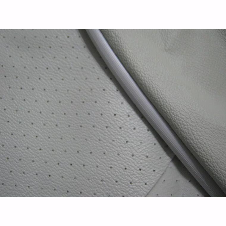 Forração de teto + colunas mod. perfurado cor gelo  - SSR Peças & Acessórios ltda ME.