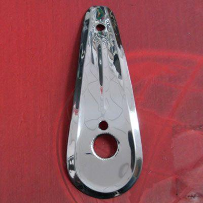 Gravata tradicional INOX capô dianteiro fusca 71 em diante  - SSR Peças & Acessórios ltda ME.