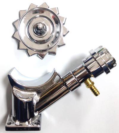 Kit cromado para alternador fusca  - SSR Peças & Acessórios ltda ME.