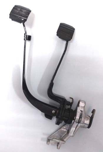 Kit pedaleira fusca até 1975 (freio embreagem c/ suporte)  - SSR Peças & Acessórios ltda ME.