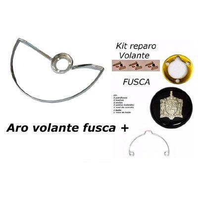 Kit reparo + aro volante do fusca completo   - SSR Peças & Acessórios ltda ME.