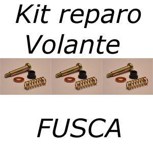 Kit reparo volante FUSCA 1959 até 1978 molas buchas e parafusos   - SSR Peças & Acessórios ltda ME.