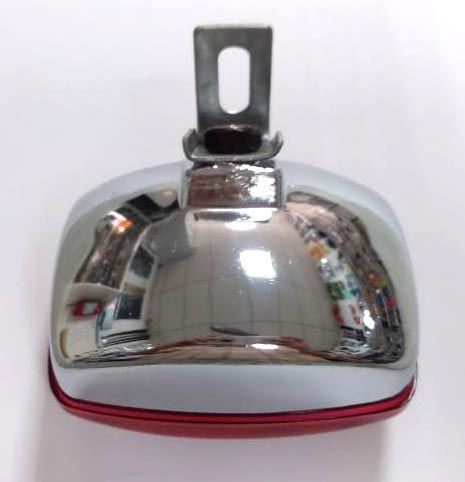 Lanterna auxiliar luz de neblina ou freio plástico cromado  - SSR Peças & Acessórios ltda ME.