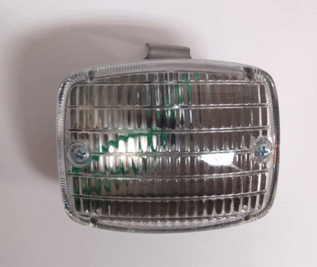 Lanterna luz auxiliar luz de ré (plástico)  - SSR Peças & Acessórios ltda ME.