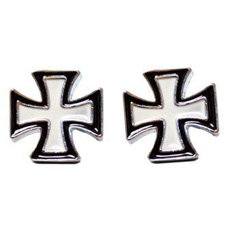 Par de parafusos para placa mod. cruz de malta branca   - SSR Peças & Acessórios ltda ME.