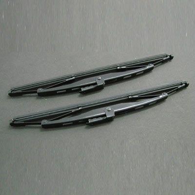 Par palheta limpador para-brisa fusca encaixe baioneta ou gancho fusca 74/96  - SSR Peças & Acessórios ltda ME.