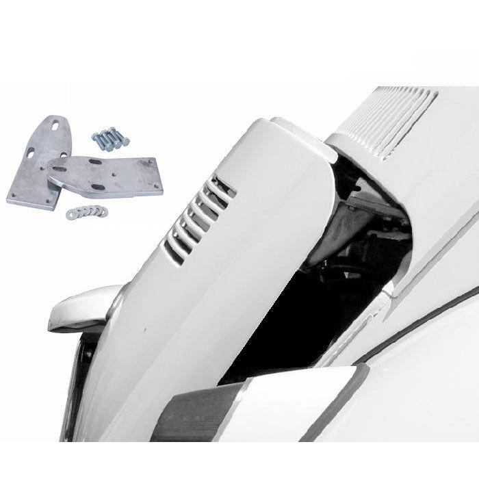 PAR Prolongador para tampa motor do FUSCA  - SSR Peças & Acessórios ltda ME.