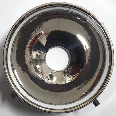 Refletor farol olho de boi fusca até 1972  - SSR Peças & Acessórios ltda ME.