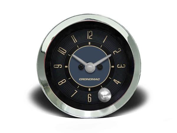 Relógio de Horas 52mm 12V VW – Bege  - SSR Peças & Acessórios ltda ME.