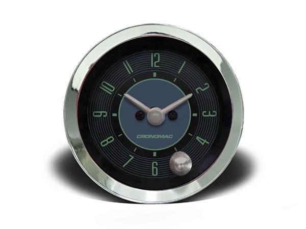 Relógio de Horas 52mm 12V VW – Verde  - SSR Peças & Acessórios ltda ME.