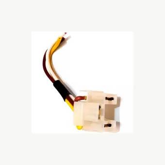Soquete tomada para lampada do farol h4 / h5  - SSR Peças & Acessórios ltda ME.