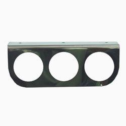 Suporte de INOX para relógios (manômetro) 52mm  - SSR Peças & Acessórios ltda ME.