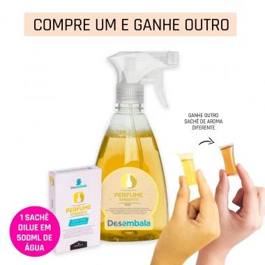 Neutralizador de odores COM FRASCO REUTILIZÁVEL