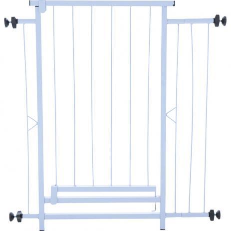 Portão de segurança(Portão Pet)-Branco