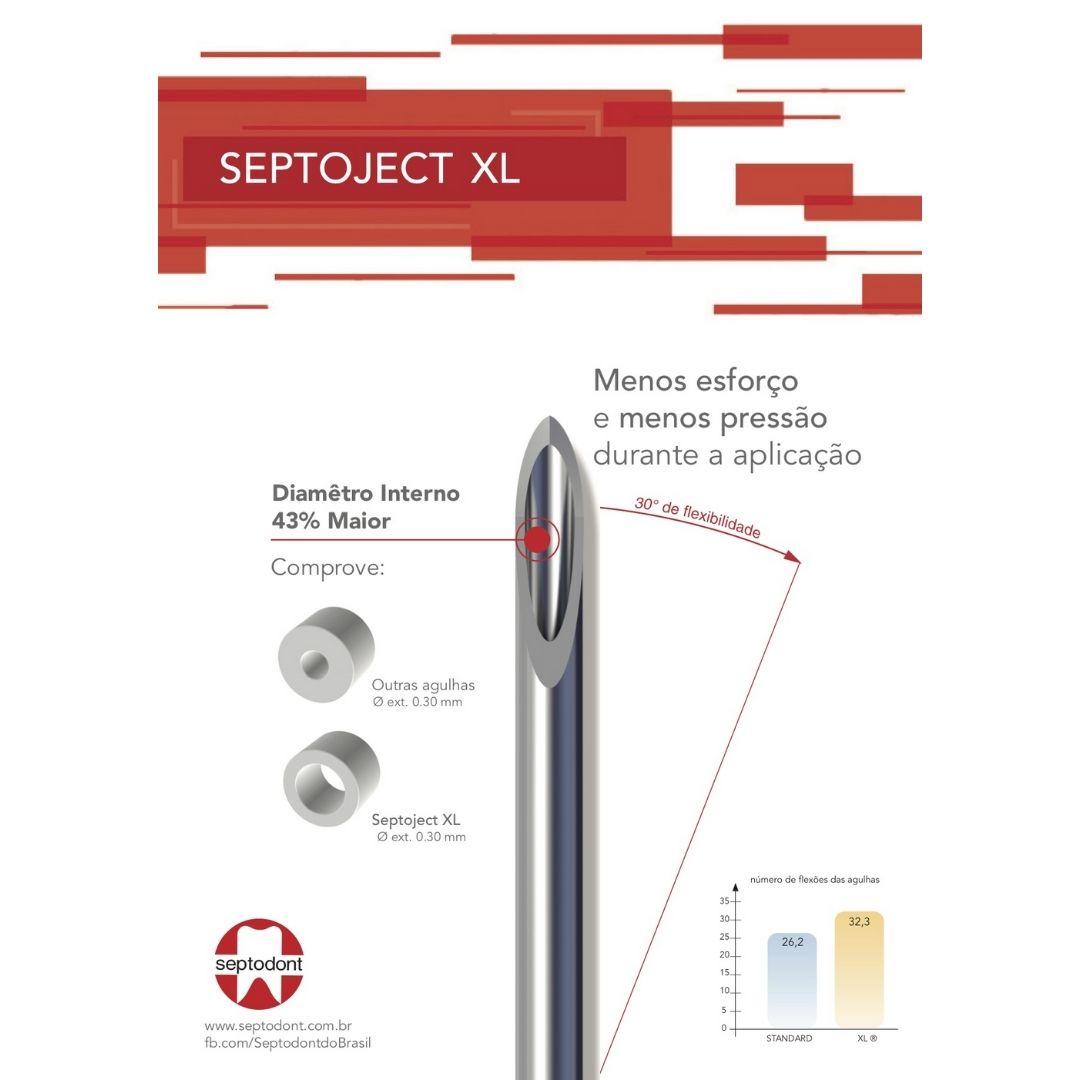 AGULHA XL - SEPTOJECT