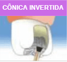 BROCA DIAMANTADA CÔNICA INVERTIDA - OPTION SORENSEN