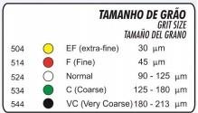 BROCA DIAMANTADA CÔNICA TORPEDO - OPTION SORENSEN