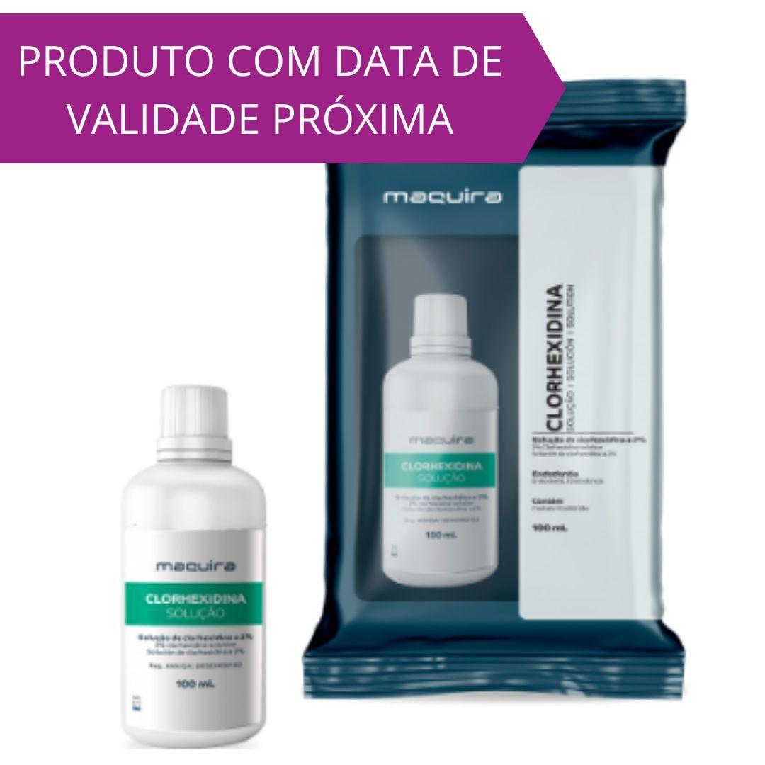 CLORHEXIDINA 2% - MAQUIRA
