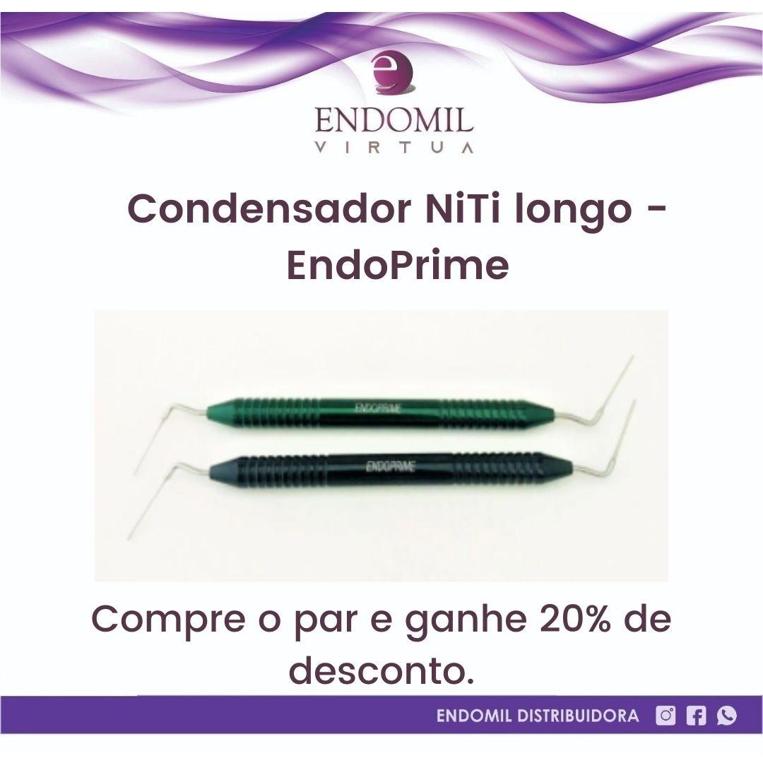 CONDENSADOR NITI  LONGO - ENDOPRIME