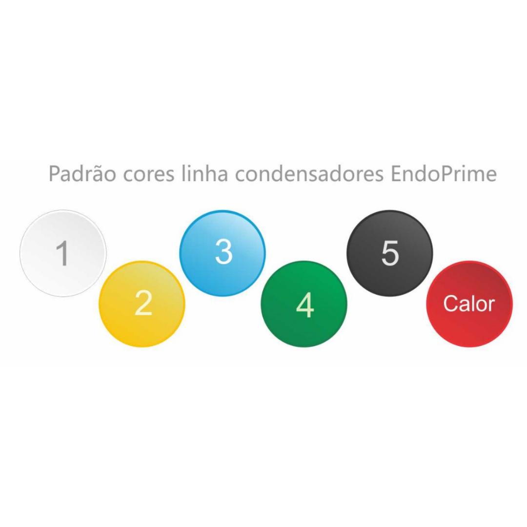 CONDENSADOR SCHILDER COM CONDUTOR DE CALOR - ENDOPRIME