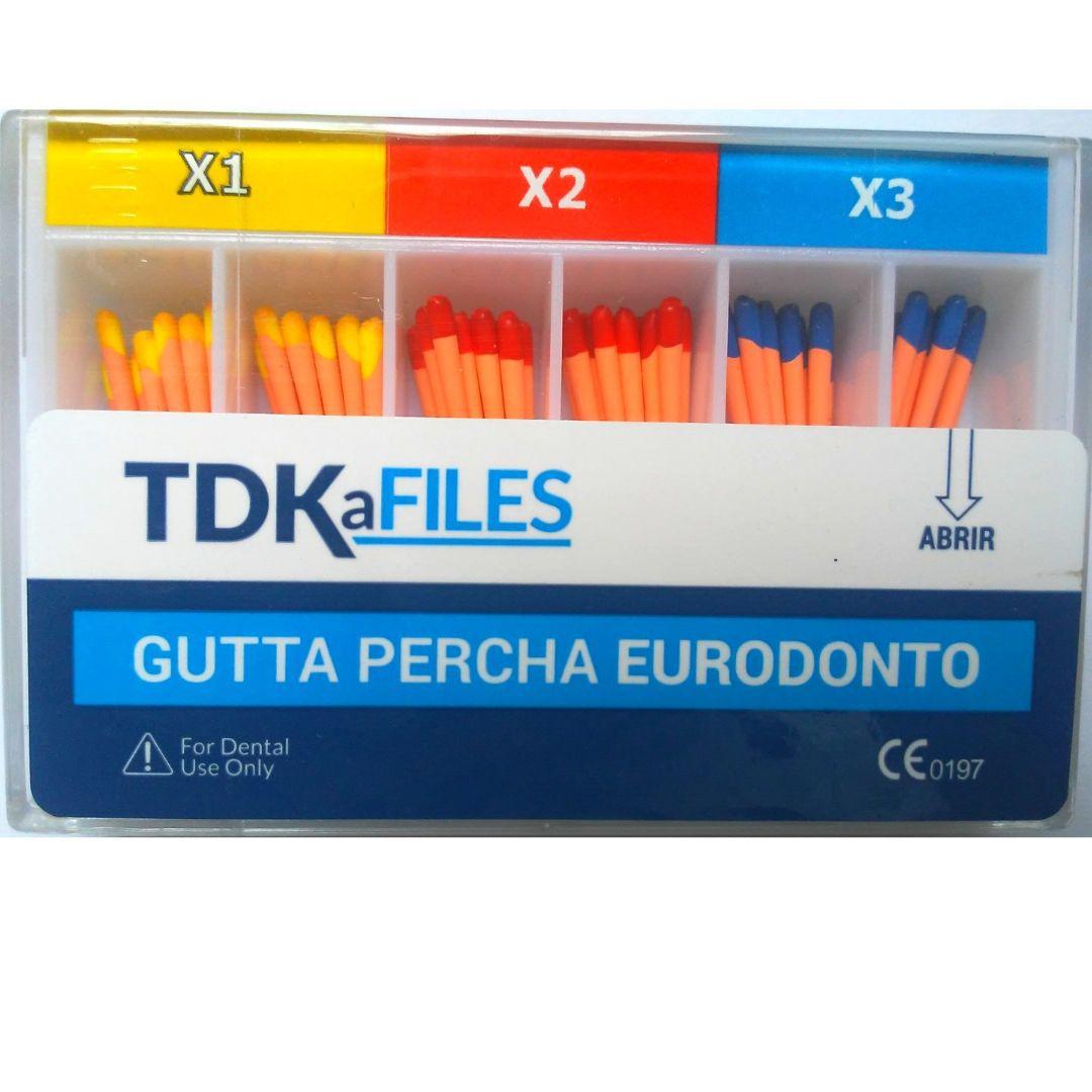 CONE DE GUTA X FILE - TDK