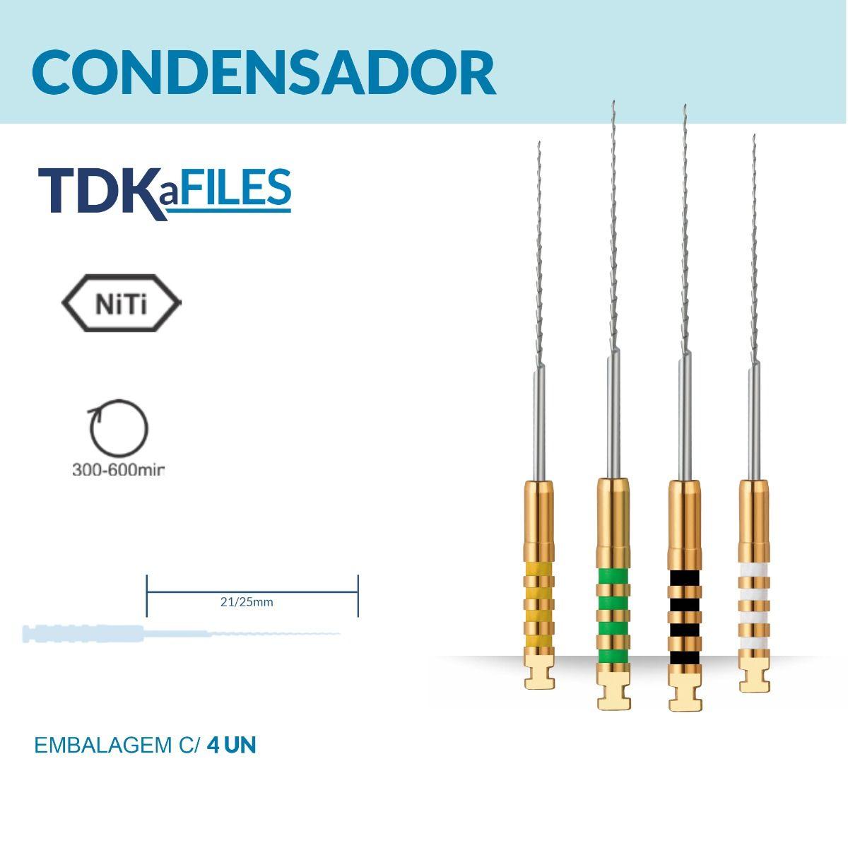 E10 + CONDENSADOR NITI 45 + CONDENSADOR #1