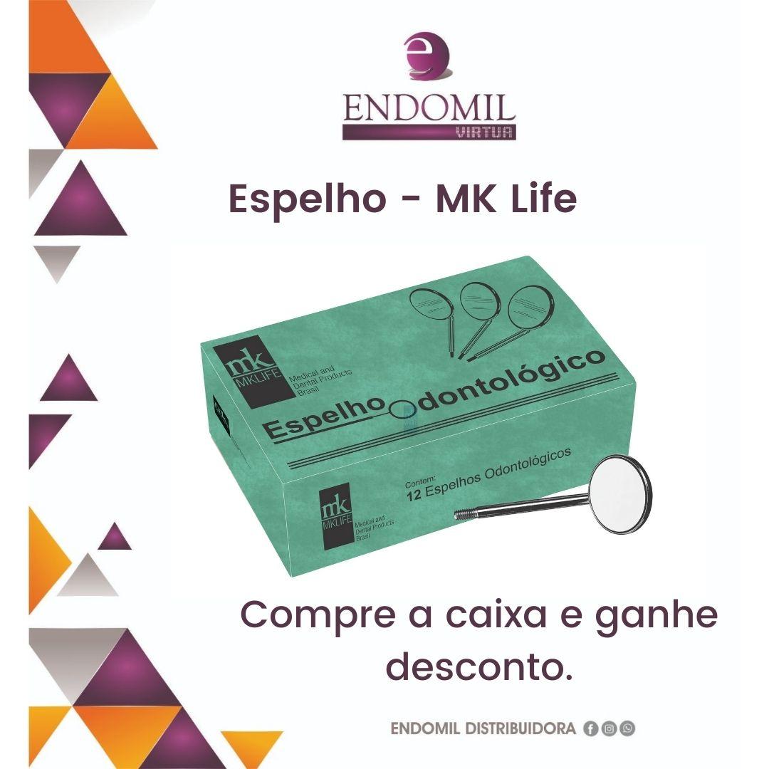 ESPELHO 1º PLANO FRONT SURFACE - MK LIFE