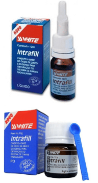 INTRAFILL - SS WHITE