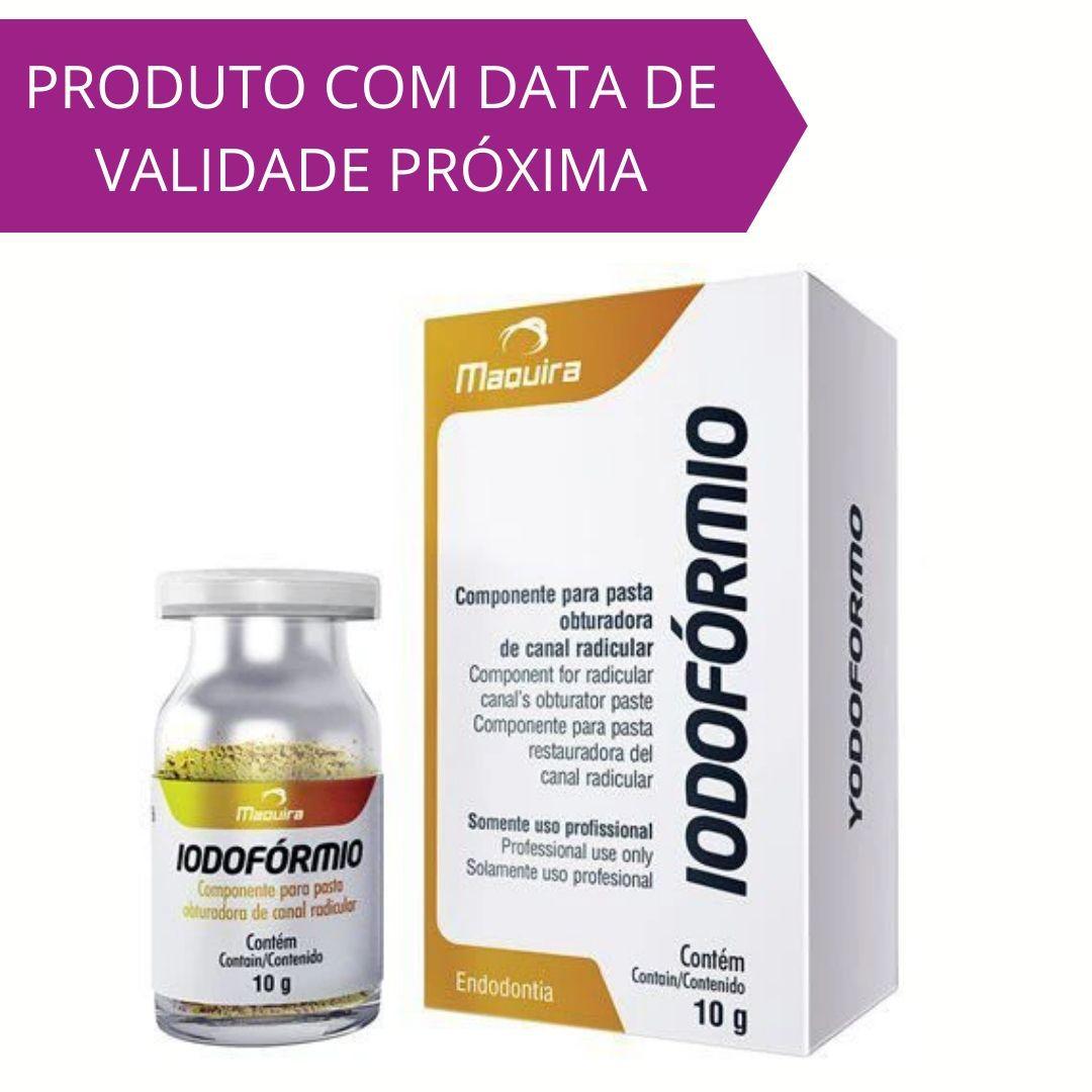 IODOFORMIO 10 g - MAQUIRA