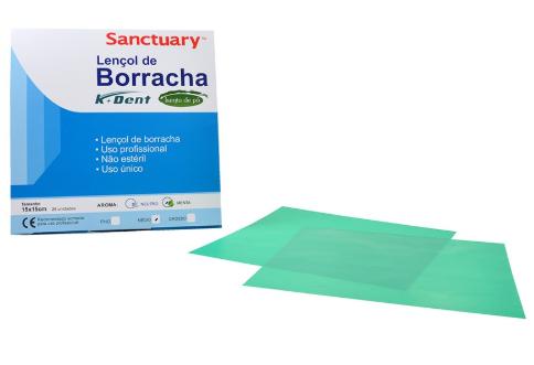 LENÇOL DE BORRACHA K DENT - SANCTUARY