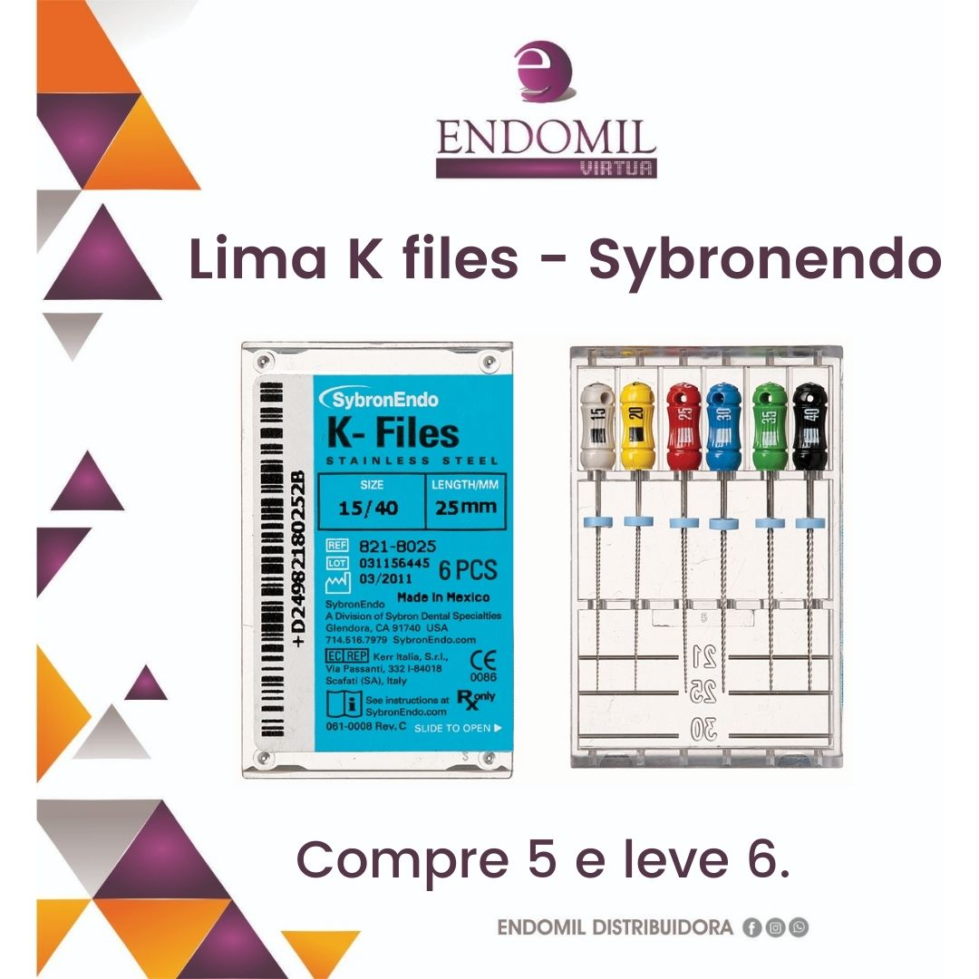 LIMA K - SYBRONENDO