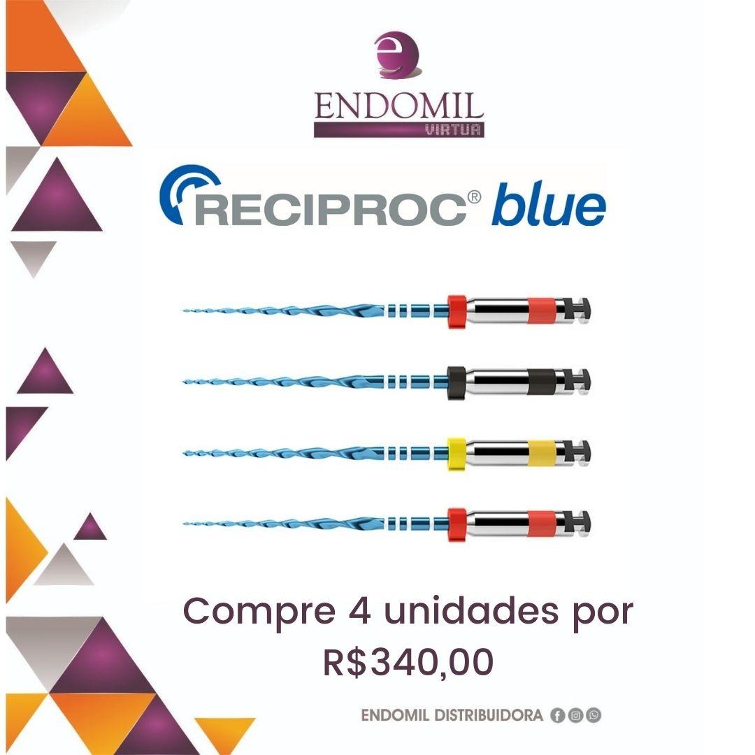 LIMA RECIPROC BLUE - VDW