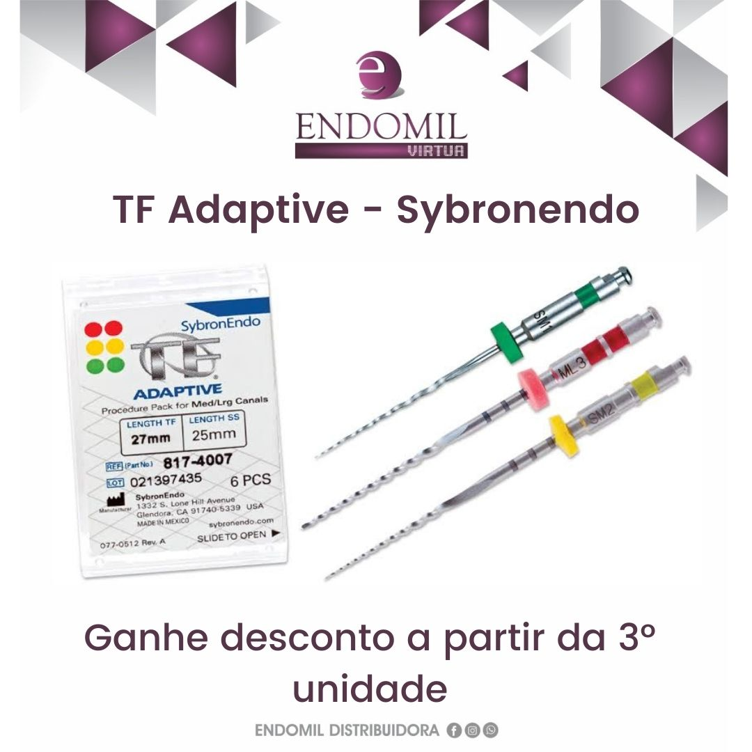 LIMA ROTATÓRIA TF ADAPTIVE - SYBRONENDO