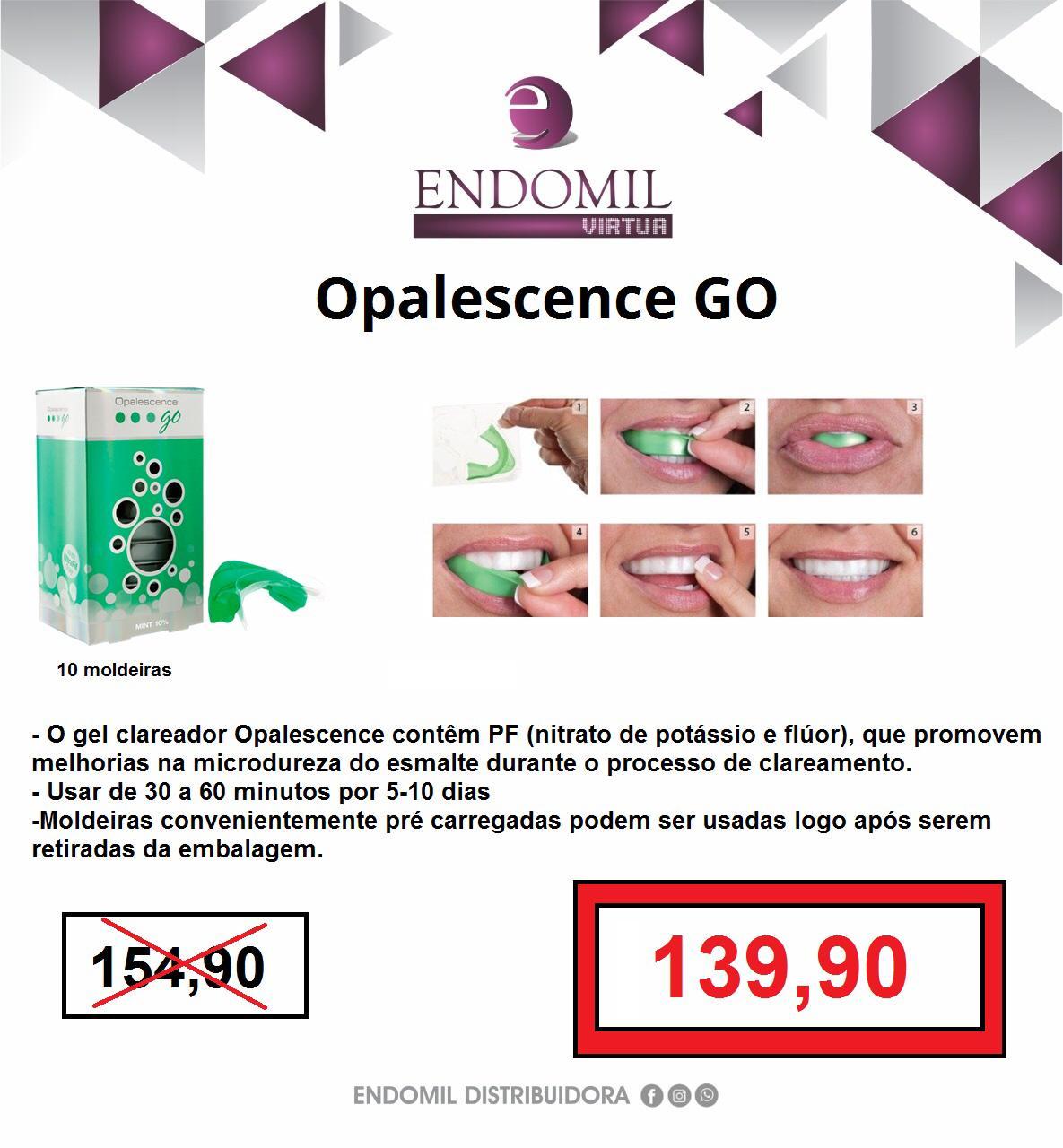 OPALESCENCE GO® 10% - ULTRADENT