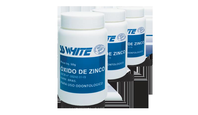 ÓXIDO DE ZINCO - SS WHITE