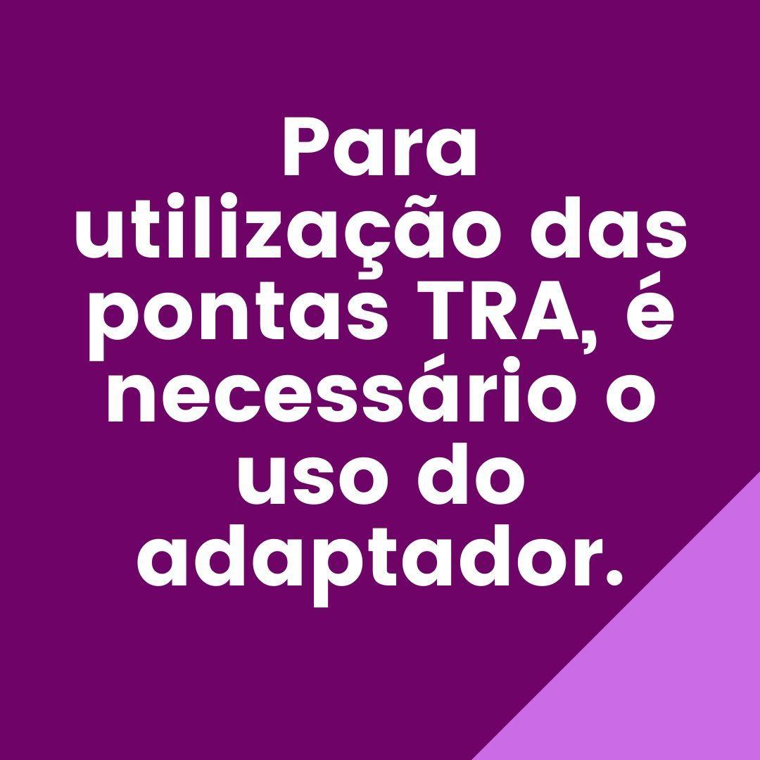 PONTA DE ULTRASSOM TRA31 T - IRRIGAÇÃO PASSIVA - TRINKS