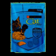 CAT CHOW ADULTOS PEIXE AO MOLHO 85G