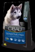 CIBAU FISH MEDIUM & MAXI 12KG