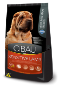 CIBAU LAMB MEDIUM & MAXI 12KG