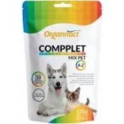 Compplet Mix Pet A-Z  Suplemento Organnact  120g