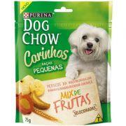 DOG CHOW CARINHOS RAÇAS PEQUENAS MIX DE FRUTAS 75G